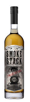 Smokestack  Heavily Peated Blended Malt